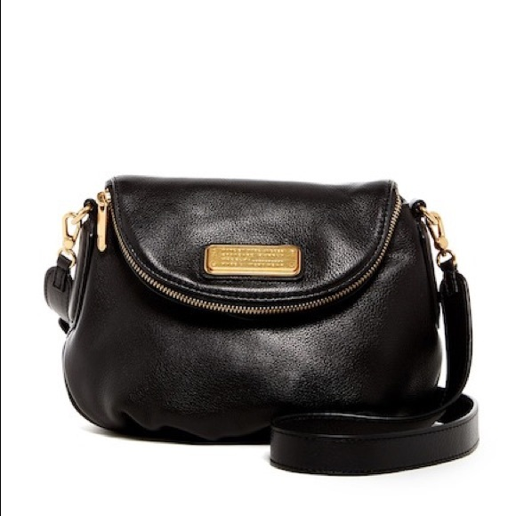 Marc by Marc Jacobs Natasha Leather Crossbody Bag